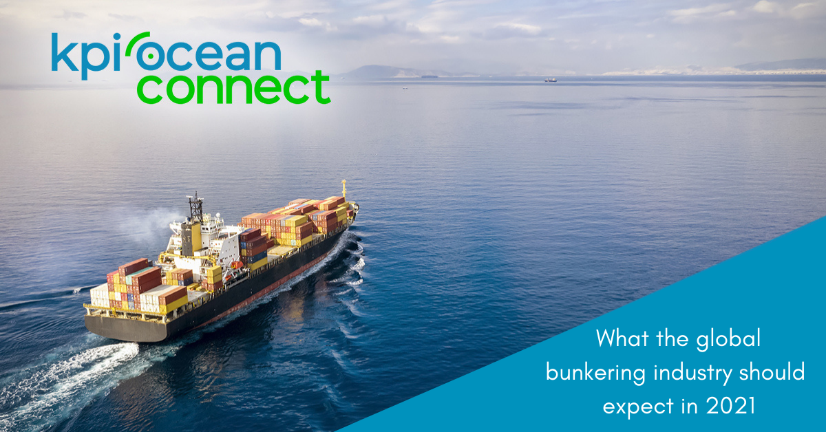 What the global bunkering industry should expect in 2021