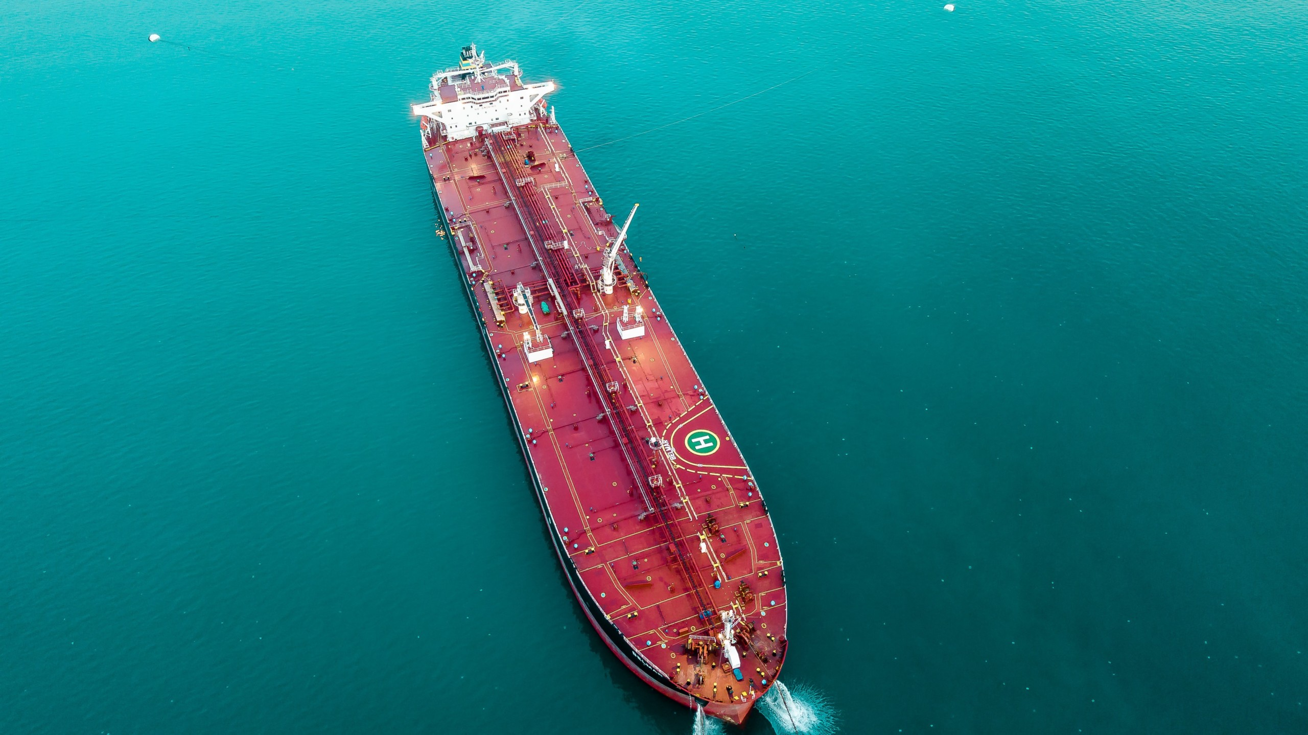 mitigate Counterparty risk in the marine fuels supply chain